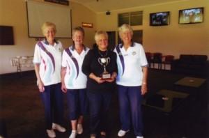 2014 Meg Bardwell Trophy