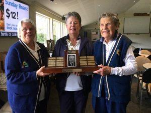 Bert Swan Trophy Winners 2016
