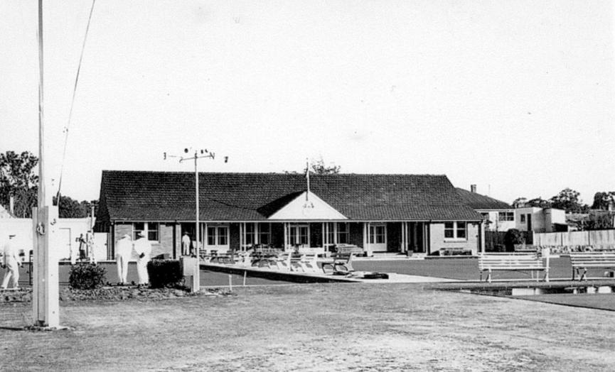 Clubhouse 1956