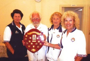 2015 Daph Armstrong Trophy Winners