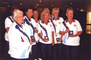 2016 Winning Senior Team for Berrima Sports Award