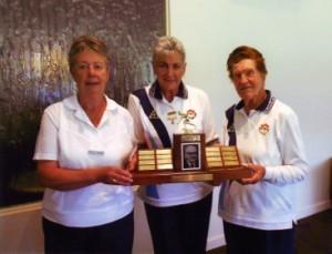 2014 Bert Swan Trophy Winners