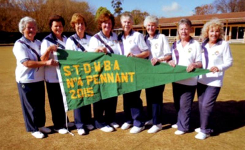 Bowral 2015 Pennant Team