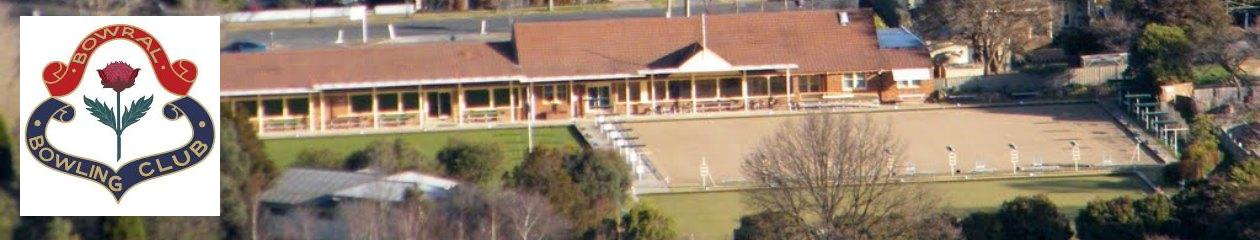 BOWRAL BOWLING CLUB LIMITED